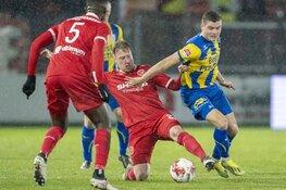 Almere City FC gooit schroom van zich af tegen TOP