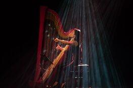 Zeewoldens Nieuwjaarsconcert door harpiste Lavinia Meijer