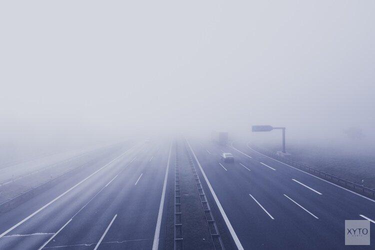 Code geel tijdens jaarwisseling: kans op zeer dichte mist