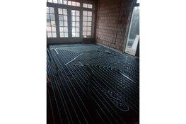 Geschikte vloeren voor vloerverwarming