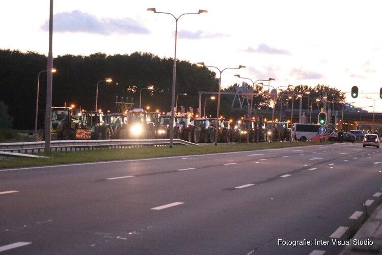 Veiligheidsregio Flevoland stelt verbod in op demonstreren met landbouwvoertuigen